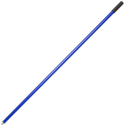 "Picture of Kraft Tool Co.®60"" Heavy-Duty Coated Steel Broom Thread Handle"
