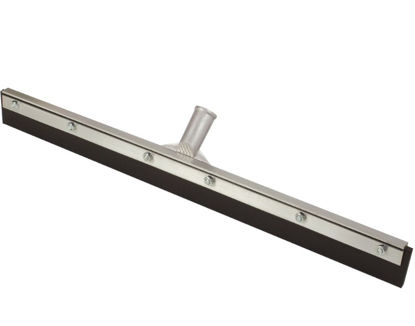 "Picture of Kraft Tool Co.® - 18"" Squeegee Head with Threaded Handle Bracket"