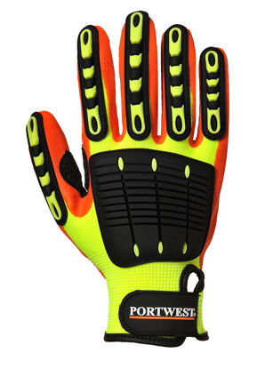 Picture of PortWest Anti Impact Grip Glove - Nitrile