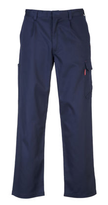 Picture of Portwest BizFlame  FR Cargo Pants Navy Regular