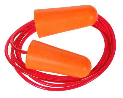Picture of Portwest Corded PU Foam Ear Plug