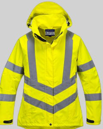 Picture of Portwest - Ladies Hi-Vis Breathable Jacket