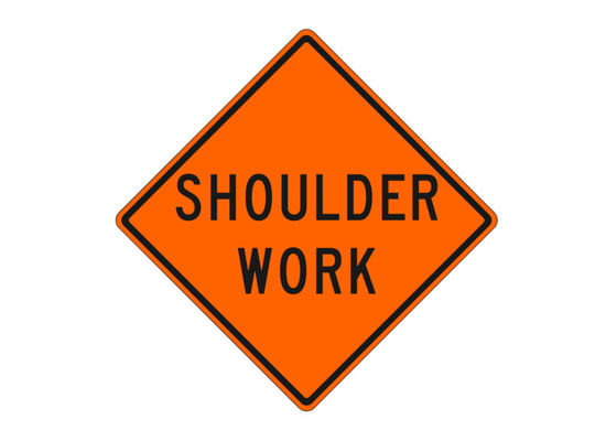 Picture of W21-5  SHOULDER WORK - Diamond Grade