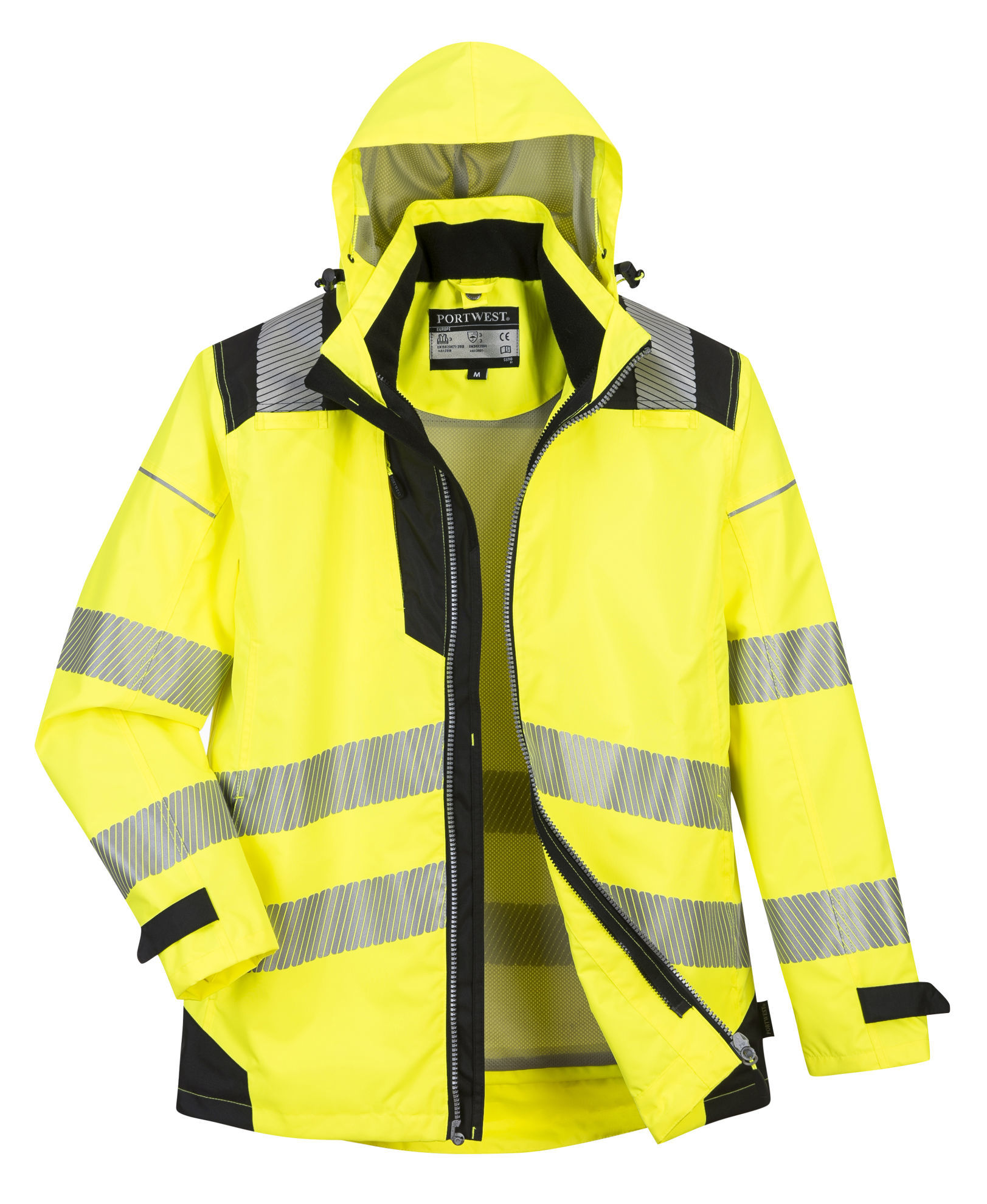 Picture of Portwest Hi Visibility PW3  3-in-1 Jacket
