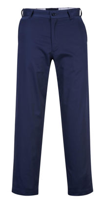 Picture of Portwest  Industrial Work Pants Navy Regular