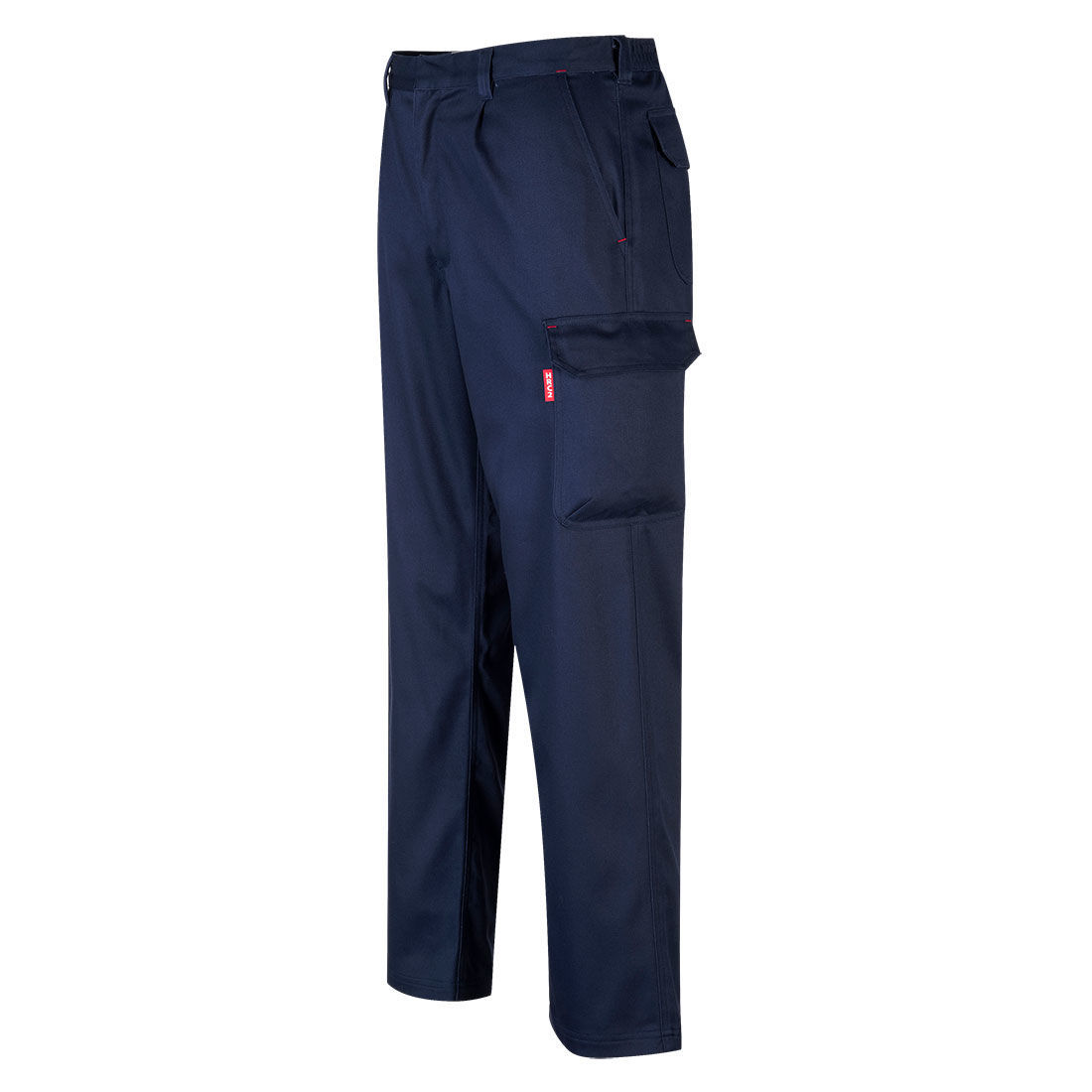 Picture of Portwest BizFlame  FR Cargo Pants Navy Tall