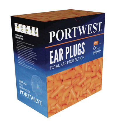 Picture of Portwest Ear Plug  Dispenser Refill Pack