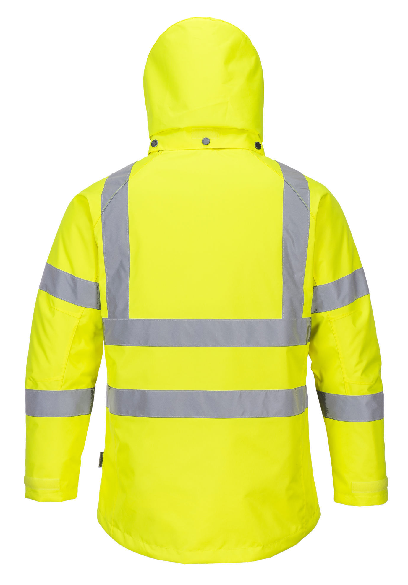 Picture of Portwest Ladies Hi-Vis Winter Jacket Yellow