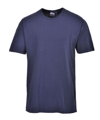 Picture of Portwest -  Thermal  T-Shirt Short Sleeve