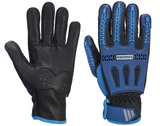Picture of PortWest Impact VHR Cut Gloves